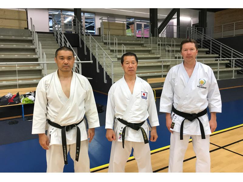 Yutaka Koike, Masao Kagawa, Beat Frey